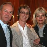Már, Inga og Ingibjörg.