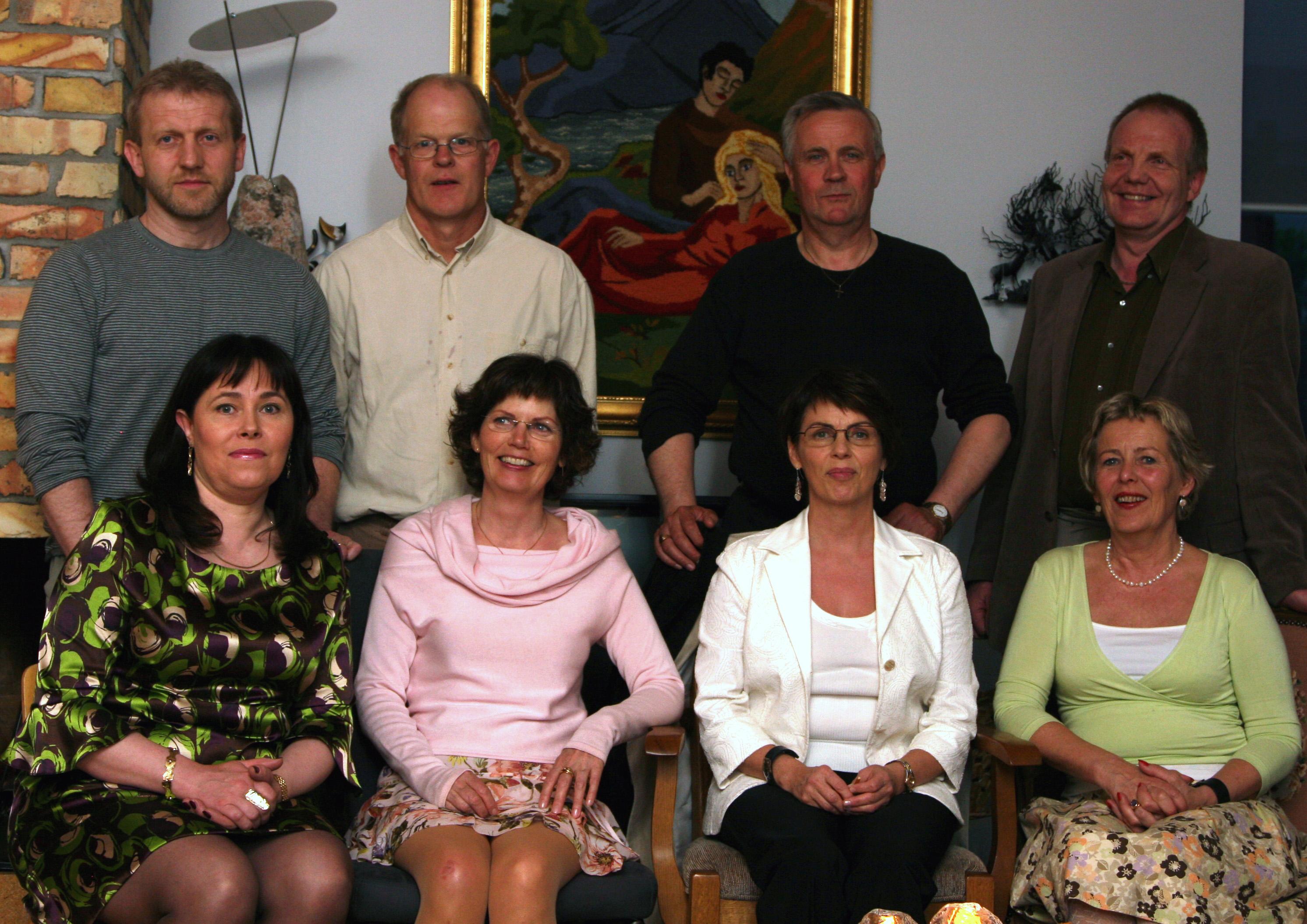 Makar E-bekkjarins hjá Ingu Braga 2007